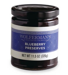 Blueberry Preserves 11.5 oz
