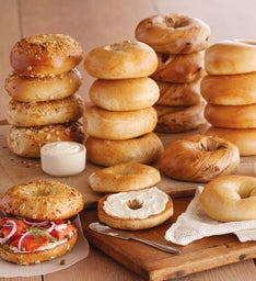 Davidovich Bakery New York Bagel Assortment