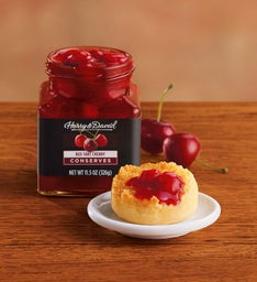 Tart Red Cherry Conserves