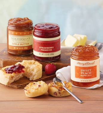 Create-Your-Own Preserves and Fruit Butters - 3 Jars