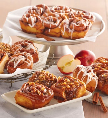 Mix & Match Scrumptious Sweet Rolls - 3 Trays