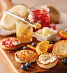 Create-Your-Own Mini English Muffins - 6 Packages