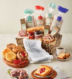 Grand Bakery Gift Basket