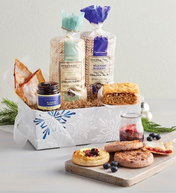 Winter Weather Gift Box