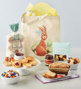 Easter Bunny Tote Gift